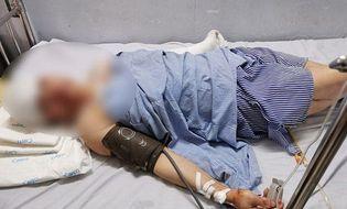 Tin trong nước - Hà Nội: Nam thanh niên dùng dao chém chủ nhà nghỉ liên tiếp trong đêm
