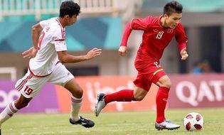 Bóng đá - Trận Việt Nam - UAE sẽ được phát sóng tại Hàn Quốc
