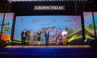 Quyền lợi tiêu dùng - Crown Villas ra mắt sản phẩm mới hấp dẫn trong lần mở bán đợt hai