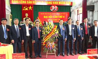 Bí quyết làm giàu - Huyện Thạch Thất - Hà Nội: Đẩy mạnh các chỉ tiêu kinh tế - Xã hội chào mừng Đại hội Đảng các cấp