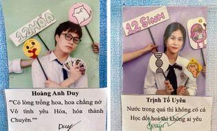 """Chuyện học đường - """"Mở rộng tầm mắt"""" với bộ ảnh kỷ yếu """"chẳng giống ai"""" nhưng lại siêu tiết kiệm của học sinh Quảng Ninh"""