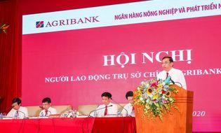 Tài chính - Doanh nghiệp - Trụ sở chính Agribank tổ chức Hội nghị người lao động năm 2020