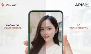 Sản phẩm số - VinSmart ra mắt Aris Pro – Điện thoại camera ẩn đầu tiên tại Việt Nam
