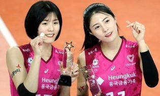 """Thể thao 24h - Vẻ đẹp của cặp chị em sinh đôi từng là """"nữ thần bóng chuyền"""" Hàn Quốc nhưng bị tẩy chay vì bê bối"""