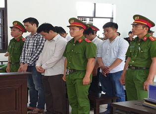 Tin trong nước - Tuyên án 5 cựu cán bộ công an dùng nhục hình gây chết người