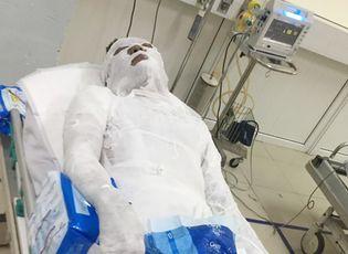 An ninh - Hình sự - Vụ người đàn ông bị đổ xăng đốt ở Nghệ An: Vợ nạn nhân tiết lộ sốc