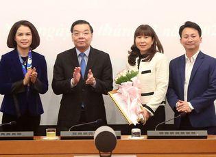 Tin trong nước - Tân nữ Giám đốc sở Du lịch Hà Nội vừa được bổ nhiệm là ai?