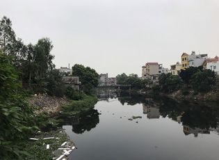 Tin trong nước - Người dân kêu trời vì nguồn nước sông ô nhiễm