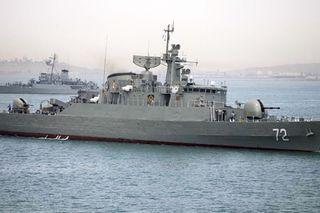 Hải quân Iran đấu súng dữ dội với cướp biển khi hộ tống tàu chở dầu trên Vịnh Aden