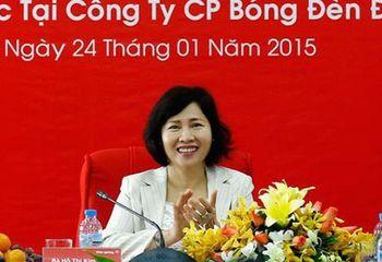 """Kinh doanh - Sự nghiệp """"lừng lẫy"""" nhưng đầy ồn ào của bà Hồ Thị Kim Thoa trước khi bị khởi tố vì bán"""