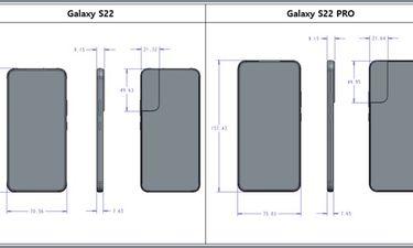 Công nghệ - Tin tức công nghệ mới nóng nhất hôm nay 18/10: Lộ sơ đồ thiết kế của dòng Samsung Galaxy S22