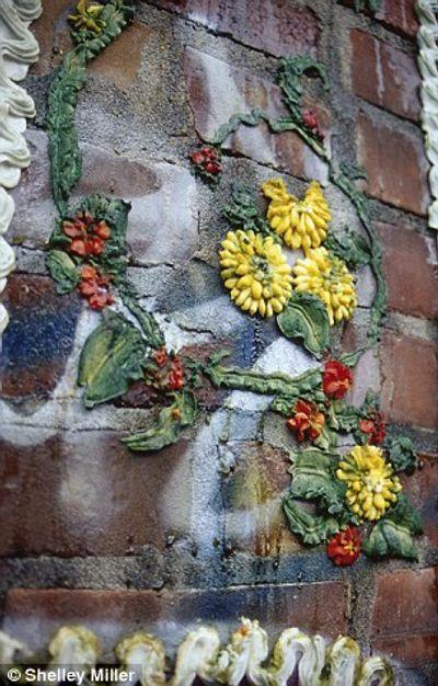 Ấn tượng với những kiệt tác tranh đường phố bằng kem tươi - ảnh 1