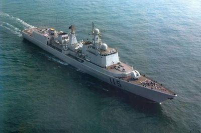 """Tàu khu trục Nhật """"át vía"""" tàu chiến Type 051C Trung Quốc - ảnh 1"""