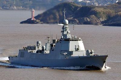 Bật mí tàu chiến hiện đại nhất Trung Quốc - ảnh 1