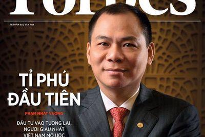 """Người """"thống lĩnh"""" giới nhà giàu Việt - ảnh 1"""