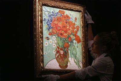 """Đại gia Trung Quốc trả giá """"khủng"""" mua tranh Van Gogh - ảnh 1"""