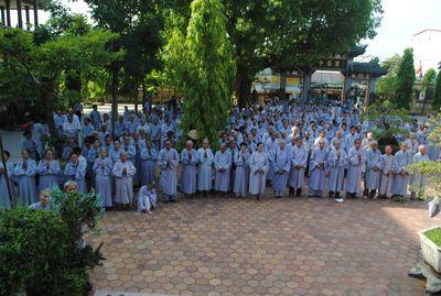 Huế: Làm lễ cầu nguyện hòa bình trên biển Đông - ảnh 1