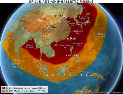 Chiến lược chống tàu ngầm của Trung Quốc - ảnh 1