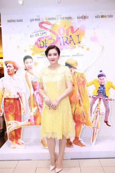 Bằng Kiều bảnh bao, lịch lãm bên dàn mỹ nhân Việt - ảnh 1