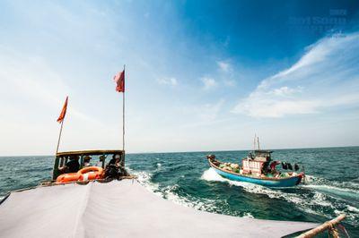 Những điểm hút hồn khách du lịch trên đảo Lý Sơn - ảnh 1