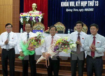 Chân dung tân Chủ tịch UBND tỉnh Quảng Nam - ảnh 1