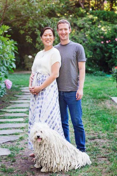 Dân mạng cả thế giới mừng ông chủ Facebook sắp có con đầu lòng - ảnh 1