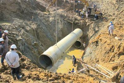 Ống nước Sông Đà: Nên dùng ống HDPE hay ống gang? - ảnh 1
