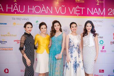 Top 35 Hoa hậu hoàn vũ Việt Nam khu vực phía Bắc - ảnh 1