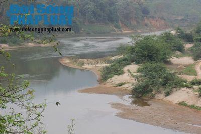 Sau bài viết của báo Đời sống & Pháp luật, sông Hiếu sạch bóng cát tặc - ảnh 1