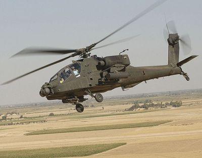 Trực thăng quân sự Mỹ rơi tại Hàn Quốc, 2 người thiệt mạng - ảnh 1