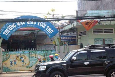 Sự thật vụ bắt cóc trước trường mầm non tại Bình Thuận - ảnh 1