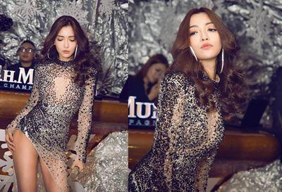 Đụng hàng với Top 5 Hoa hậu Hoàn vũ Thế giới H