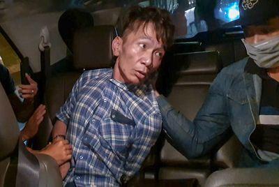 Công an mật phục bắt trùm vận chuyển ma túy từ Lào về Đà Nẵng - ảnh 1
