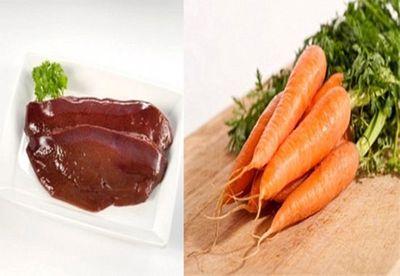 Cà rốt rất bổ nhưng nếu kết hợp với những thực phẩm sau lại thành chất độc - ảnh 1