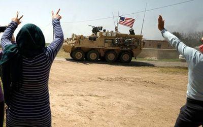 """Tình hình Syria: Mỹ bất ngờ ấn định thời gian rút quân khỏi """"chảo lửa"""" - ảnh 1"""