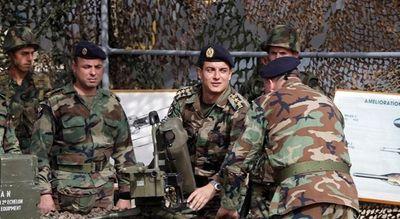 Mỹ chuyển giao tên lửa dẫn đường bằng laser trị giá hơn 16 triệu USD cho Liban - ảnh 1