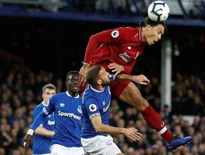 Bất ngờ hòa trước Everton, Liverpool mất ngôi đầu bảng - ảnh 1