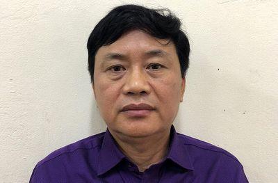 Bắt tạm giam Phó Cục trưởng Cục Đường thủy nội địa Việt Nam - ảnh 1