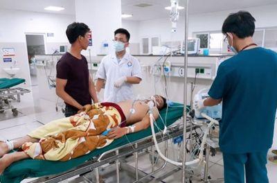 Vụ ngộ độc khí ở Quảng Bình: Thêm 1 ngư dân tử vong tại bệnh viện - ảnh 1