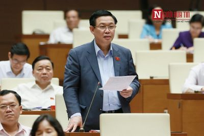 Phó Thủ tướng Vương Đình Huệ: Việc thu tiền điện của EVN chưa phát hiện sai phạm - ảnh 1