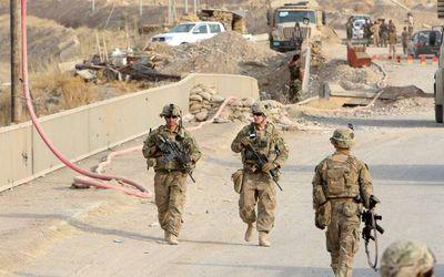 Mỹ bác tin đồn sơ tán nhân viên khỏi căn cứ quân sự Iraq - ảnh 1