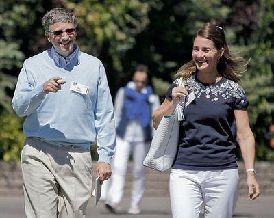 Điều gì khiến những tỷ phú như Bill Gates, Mark Zuckerberg vẫn làm việc nhà giúp vợ - ảnh 1