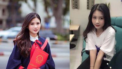 Dân mạng phát sốt với vẻ đẹp của nữ sinh thi THPT Quốc gia 2019 - ảnh 1