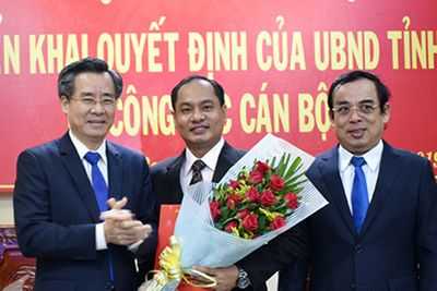 Hiệu trưởng Trường ĐH Bạc Liêu từng là phó giáo sư trẻ nhất Việt Nam ở tuổi 32 - ảnh 1