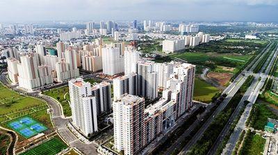 TP.HCM: Đề xuất cho dân đấu giá nhà tái định cư tồn kho tại Thủ Thiêm - ảnh 1