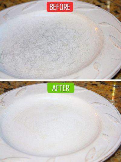 Mẹo làm sạch các dụng cụ nhà bếp không cần chất tẩy rửa - ảnh 1