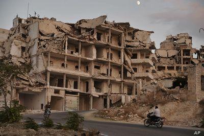 Quân đội Syria tuyên bố giải phóng hoàn toàn miền Bắc Hama - ảnh 1