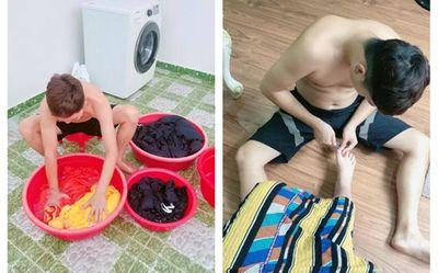 Lấy chồng bao năm vẫn chưa phải giặt quần áo, đi chợ, nấu ăn, cô vợ bị ghen tỵ nhất mạng xã hội - ảnh 1