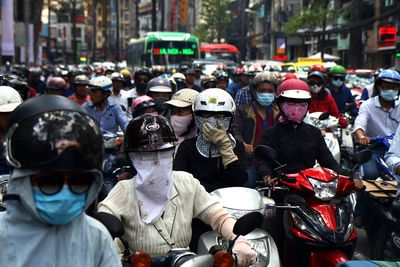 Bệnh nhân tâm thần gia tăng tại khu vực ô nhiễm không khí - ảnh 1
