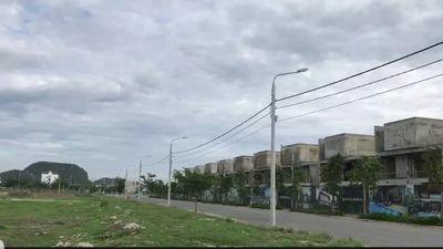 Đà Nẵng: Thu hồi giấy phép xây dựng 36 biệt thự tại Phú Mỹ An - ảnh 1